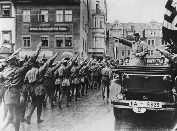 Nazism「Hitler In Weimar」:写真・画像(2)[壁紙.com]