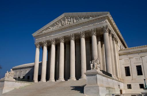 Politics「US Supreme Court Building Washington DC」:スマホ壁紙(3)