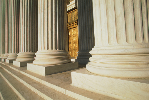 Supreme Court「US Supreme Court Building, Washington DC, USA」:スマホ壁紙(8)