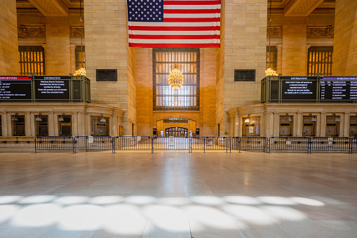 New York State「Grand Central Station」:スマホ壁紙(5)