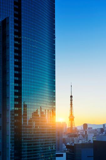 Tokyo Tower「Tokyo Tower」:スマホ壁紙(2)
