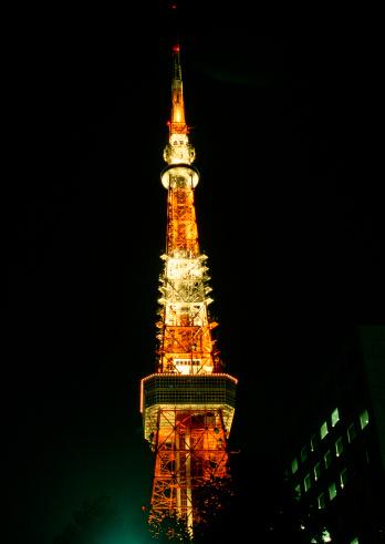 Tokyo Tower「Tokyo Tower」:スマホ壁紙(5)