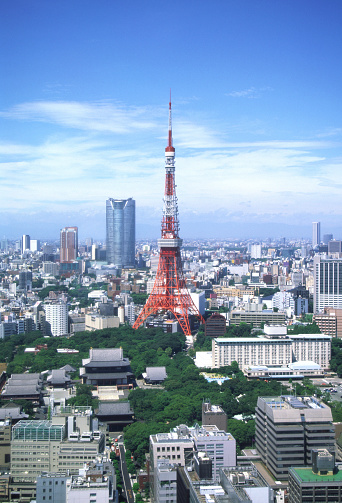 Tokyo Tower「Tokyo Tower」:スマホ壁紙(8)