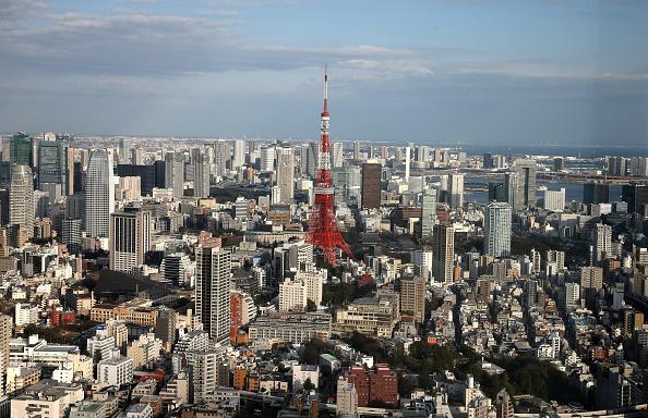 Tokyo Tower「The Duke Of Cambridge Visits Japan - Day 2」:写真・画像(18)[壁紙.com]