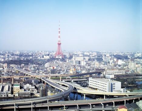 Tokyo Tower「Tokyo Tower in Showa」:スマホ壁紙(16)
