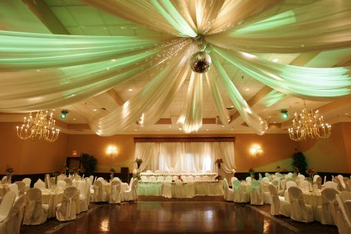 marriage「Wedding hall interior」:スマホ壁紙(4)