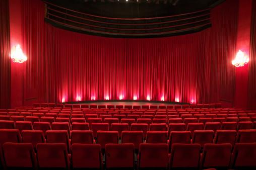 Stage Theater「Empty Illuminated Theatre」:スマホ壁紙(15)