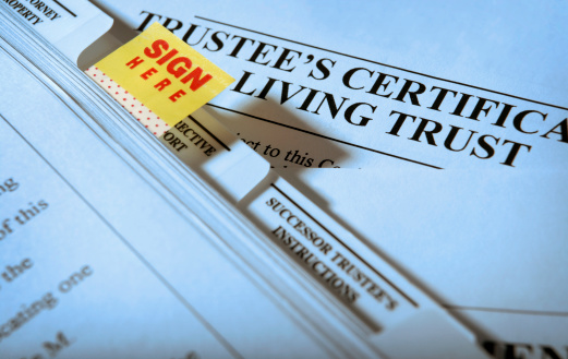 Legal Document「Living Trust Documents」:スマホ壁紙(3)