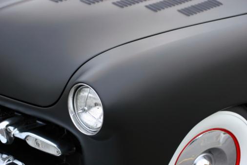 Motorized Vehicle Riding「Funky Black Car Detail」:スマホ壁紙(12)