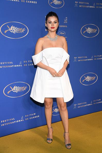 Off Shoulder「Gala Dinner Arrivals - The 72nd Annual Cannes Film Festival」:写真・画像(3)[壁紙.com]