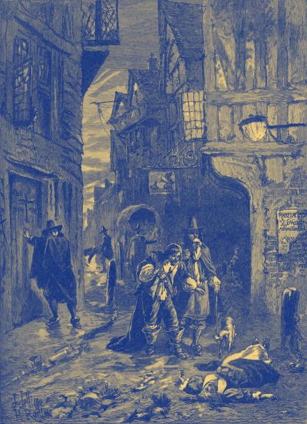 Bubonic Plague「The Great Plague, 1665」:写真・画像(16)[壁紙.com]