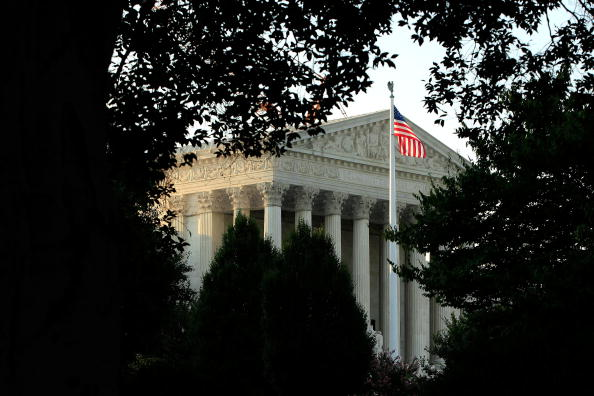 US Supreme Court Building「Judge Sonia Sotomayor To Be Sworn In As Supreme Court Justice Over Weekend」:写真・画像(11)[壁紙.com]