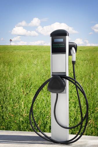 Power Equipment「Electric Vehicle Charging Station」:スマホ壁紙(2)