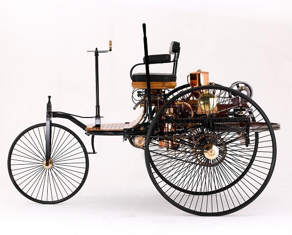 Wheel「1885 Benz Three Wheeler」:写真・画像(12)[壁紙.com]