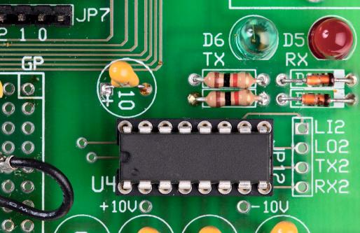 Soldered「Electronic Circuit Board」:スマホ壁紙(13)