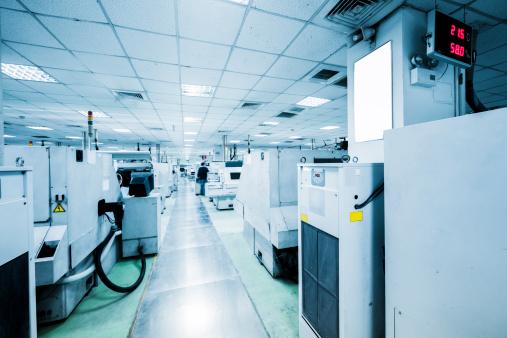 Circuit Board「Electronic Circuit Boards plant」:スマホ壁紙(18)