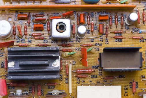 Soldered「Electronic plate background」:スマホ壁紙(14)