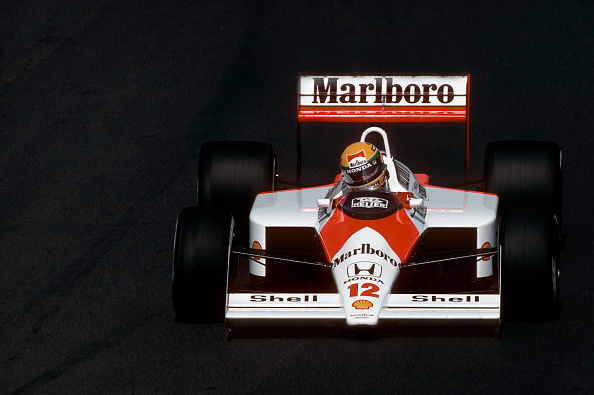 McLaren F1 Team「Ayrton Senna, Grand Prix Of Hungary」:写真・画像(2)[壁紙.com]