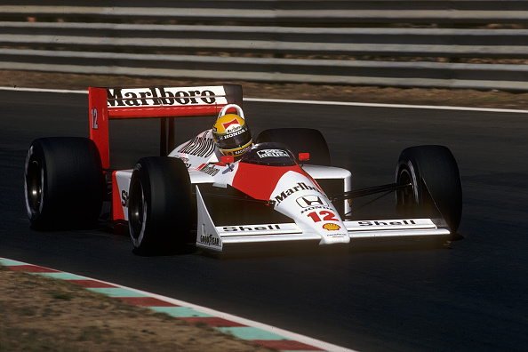 McLaren F1 Team「Ayrton Senna, Grand Prix Of Portugal」:写真・画像(6)[壁紙.com]