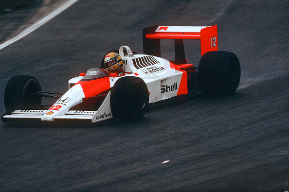 McLaren F1 Team「Ayrton Senna, Grand Prix Of Germany」:写真・画像(5)[壁紙.com]