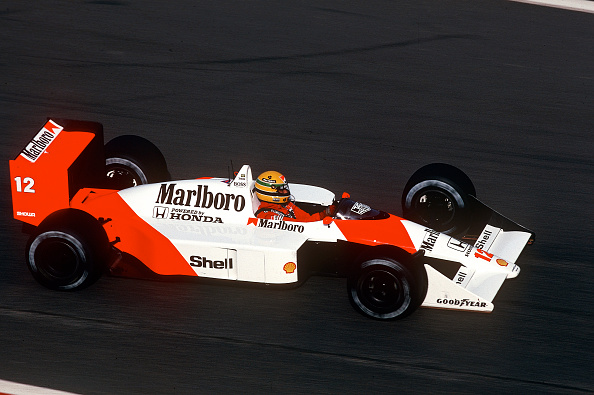 McLaren F1 Team「Ayrton Senna, Grand Prix Of Belgium」:写真・画像(18)[壁紙.com]