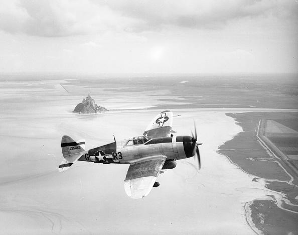 Air Force「Republic P-47D Thunderbolt」:写真・画像(17)[壁紙.com]