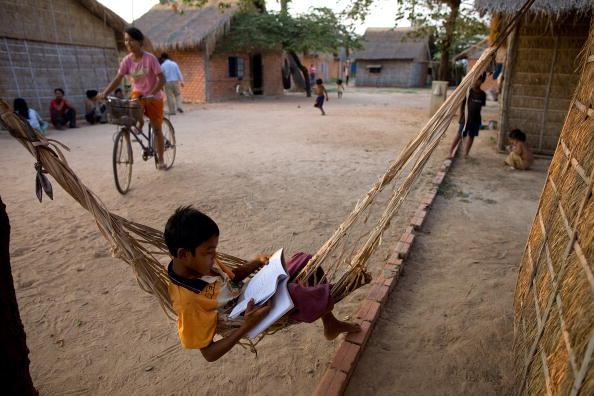 Paula Bronstein「HIV/AIDS Affects About 170,000 In Cambodia」:写真・画像(16)[壁紙.com]