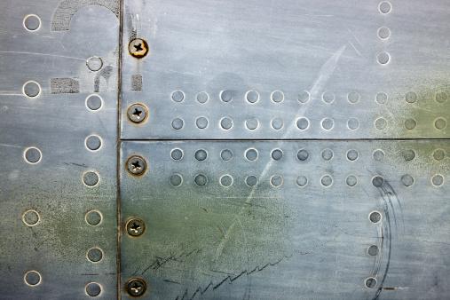 Rusty「Metal XXXL Background With Rivets and Screws」:スマホ壁紙(4)