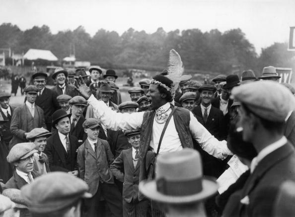 Black History in the UK「Monolulu At The Derby」:写真・画像(18)[壁紙.com]