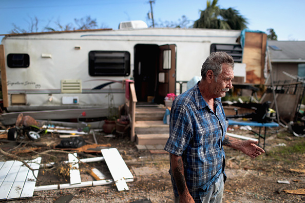 Recovery「Recovery Efforts Continue In Hurricane-Ravaged Florida Panhandle」:写真・画像(13)[壁紙.com]