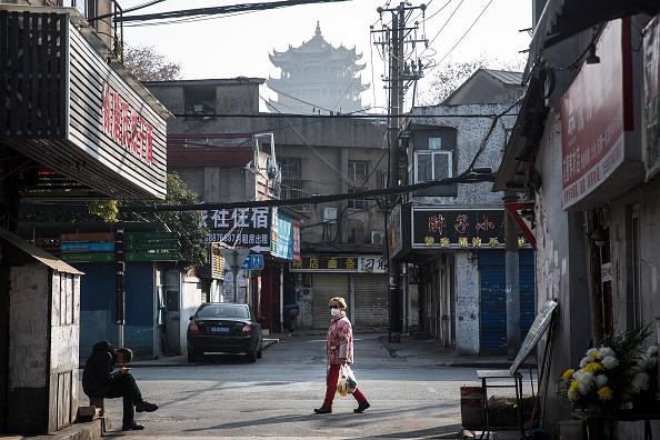 Wuhan「Daily Life In Wuhan During Lockdown」:写真・画像(11)[壁紙.com]