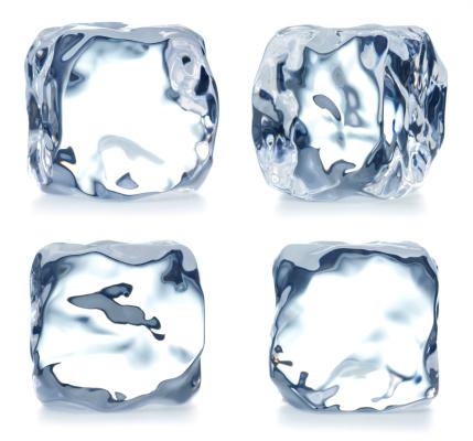 Block Shape「Ice」:スマホ壁紙(13)