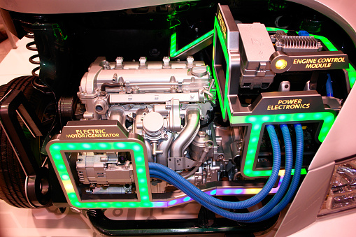 Electric Motor「Electric Motor」:スマホ壁紙(7)