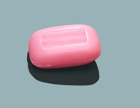 ピンク色「Bar soap」:スマホ壁紙(13)