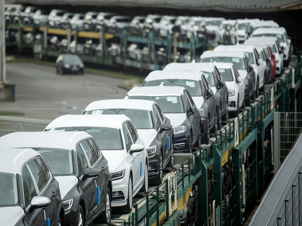 Car「Automakers Rush To Move Cars To UK Ahead Of Brexit Deadline」:写真・画像(2)[壁紙.com]