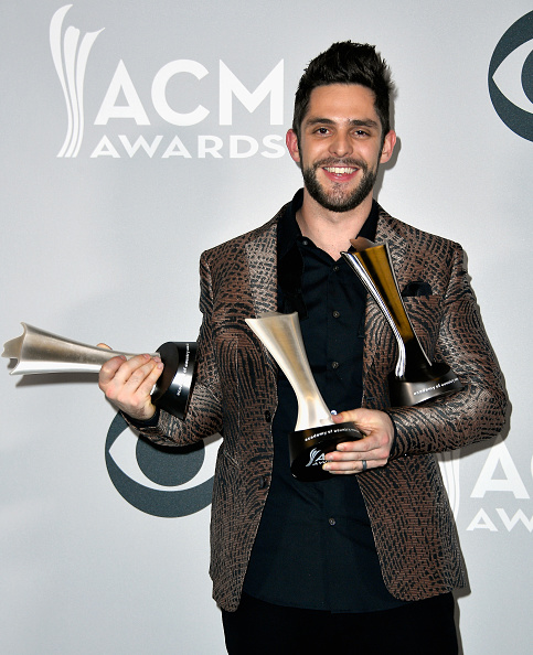 Frazer Harrison「52nd Academy Of Country Music Awards - Press Room」:写真・画像(15)[壁紙.com]