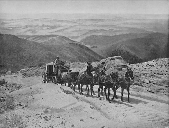 1890-1899「Crossing San Marcos Pass」:写真・画像(7)[壁紙.com]
