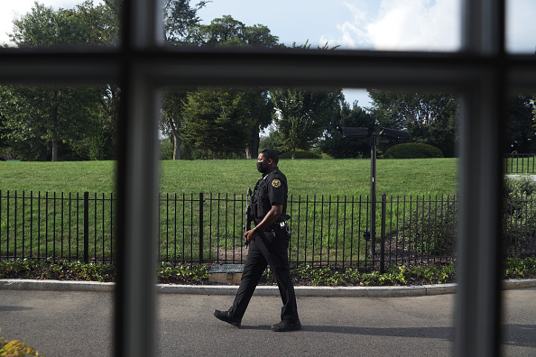 James Brady Press Briefing Room「President Trump Holds A Press Briefing At The White House」:写真・画像(18)[壁紙.com]