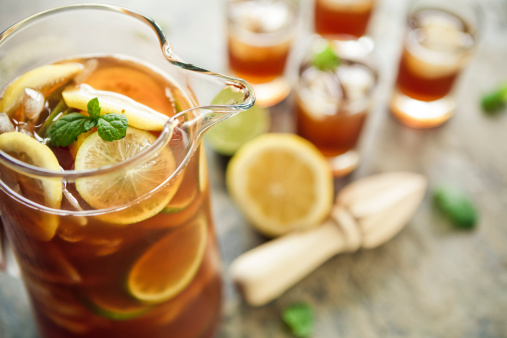 Serving Food and Drinks「Ice tea」:スマホ壁紙(7)