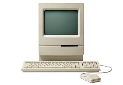 Computer Key「Old classic computer」:スマホ壁紙(7)