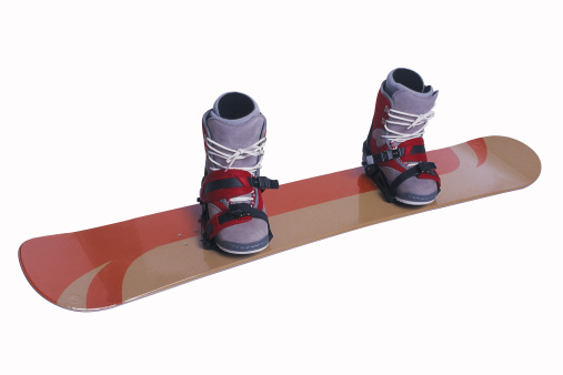 Shoe「Snowboard with boots」:スマホ壁紙(13)