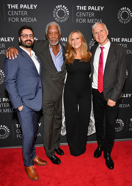 """Paley Center for Media「The Paley Center Presents """"The Story Of Us With Morgan Freeman""""」:写真・画像(8)[壁紙.com]"""
