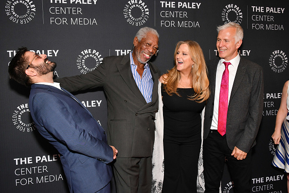 """Paley Center for Media「The Paley Center Presents """"The Story Of Us With Morgan Freeman""""」:写真・画像(7)[壁紙.com]"""