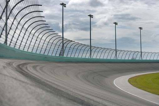 Hairpin Curve「Auto racing Racetrack turn」:スマホ壁紙(5)