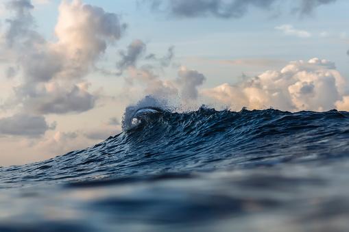 Image Focus Technique「Ocean surf」:スマホ壁紙(10)