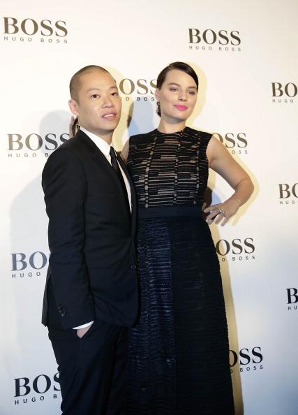 Jessica Hromas「Hugo Boss Store Opening Hong Kong」:写真・画像(10)[壁紙.com]