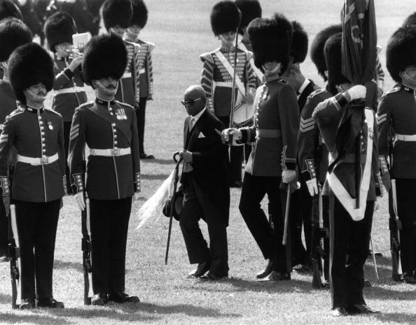 Black History in the UK「Inspecting Guards」:写真・画像(11)[壁紙.com]