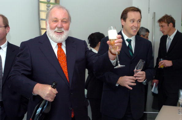 NSX「Tony Gibbs ( Chairman of Goldman Sachs) and at rig」:写真・画像(17)[壁紙.com]
