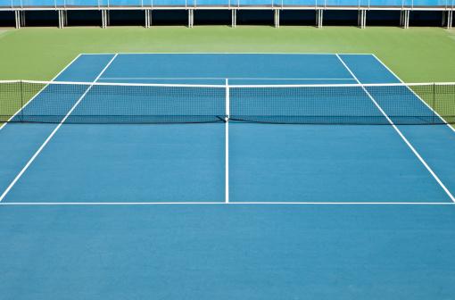 Toughness「Tennis hard court」:スマホ壁紙(7)
