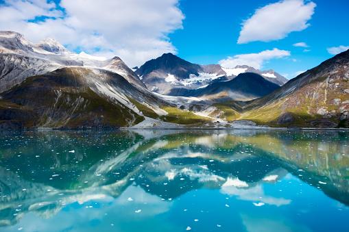 Light Effect「Glacier Bay National Park, Alaska」:スマホ壁紙(10)